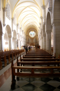 Belen Iglesia Natividad interior