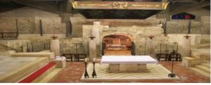 Eucaristía en Nazareth